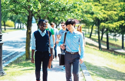 POSTECH Students Welcome Summer Experience in Society (SES)