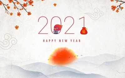 2021 New Year Message