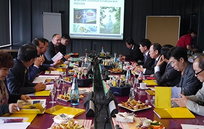 AP Forum Benchmarking Trip Highlights Regional Development and Partnership with European Cities