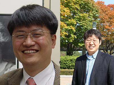 김승환 교수, 고 강관형 교수
