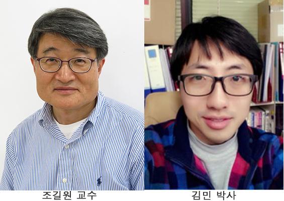 조길원 교수, 김민․박종환 박사