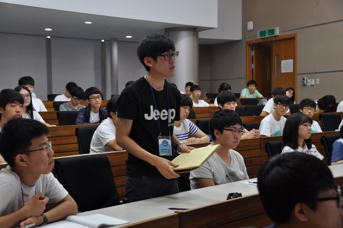 POSTECH-네이버, 미래 IT 영재 '키운다' : 3일부터 5일까지 '컴퓨터공학 사고력 캠프' 개최