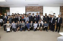 최양희 미래창조과학부 장관, POSTECH 방문