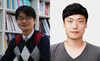 이태우 교수, 서홍규 학생