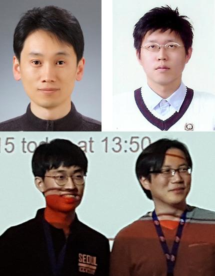 노준석·민승기·한보형 교수 이미지