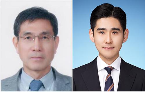 최경만 교수, 김건중 학생