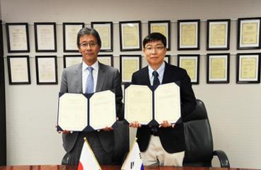 경북씨그랜트센터-도쿄대 생산기술연구소 협약 체결