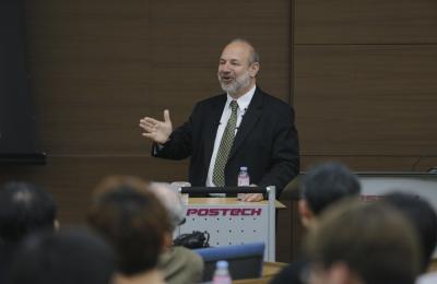 POSTECH 개교 30주년 기념 명사초청 특별강연(노벨 생리의학상 수상자, Bruce Beutler)