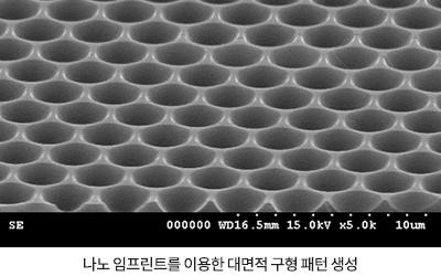 기계・화공 노준석 교수팀, '한 땀 한 땀' 만들던 하이퍼렌즈, 대량생산이 눈 앞에 보인다!