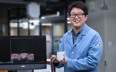 창의IT 김철홍 교수, 국내 최초 'IEEE EMBS 젊은 과학자상' 수상