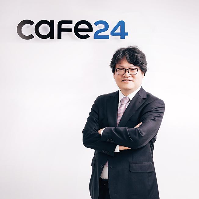 '카페 24' CEO 이재석