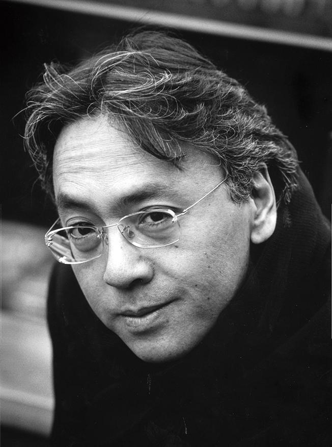 2017년 노벨 문학상을 받은 가즈오 이시구로