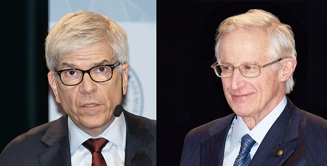 Paul Romer, William Nordhaus