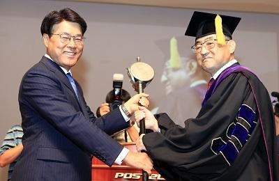 제8대 김무환 총장 취임사