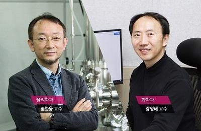 물리 염한웅·화학 장영태 교수, 한국과학기술한림원 정회원 선정