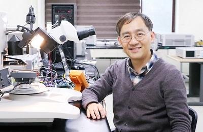 전자전기공학과 심재윤 교수, 이달의 과학기술인상 선정