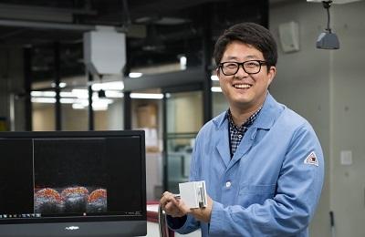 창의IT 김철홍 교수 연구팀,  국제광공학회 콘퍼런스서 베스트 프레젠테이션 상 수상