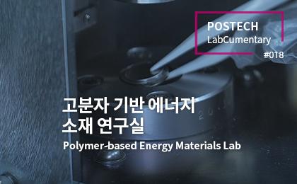 고분자 기반 에너지 소재 연구실<br>Polymer-based Energy Materials Lab