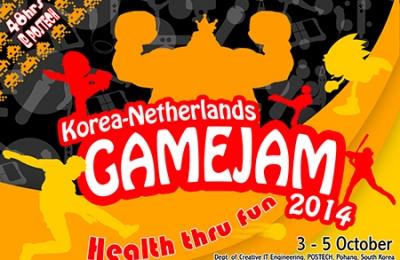 """[보도자료] 한국-네덜란드 두뇌들, 헬스&스포테인먼트 게임 개발 """"겨룬다"""""""